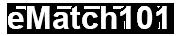 eMatch101 logo